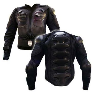 competition win kids mountain bike body armour
